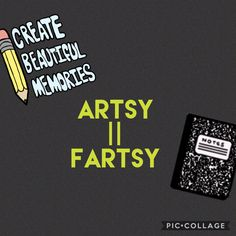 Welcome to Artsy || Fartsy!! Be sure to add as many people that would like this board!! ~MiniMoon