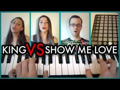 """Years & Years - """"King"""" VS Robin S - """"Show Me Love"""" MASHUP!! (The Angels & Vyel Cover) - YouTube"""