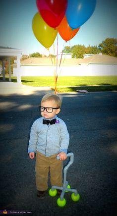 Mr. Fredrickson - 2013 Halloween Costume Contest
