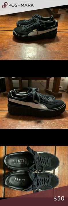 55 Best Fenty Creepers images   Me too shoes, Pumas shoes