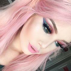 Makeup perfection - Pastel colors