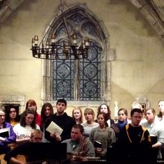 Tuesday Night Mass at Marquette University