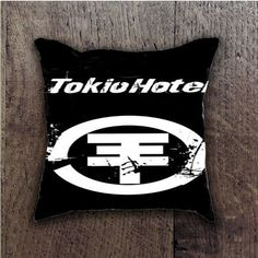 TOKIO HOTEL BATHROOM PILLOWS