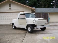 1960 King Midget Micro Collector Car - I would rather have this than a golf cart