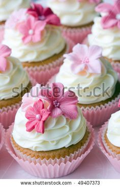 These would be beautiful at a baby shower or little girls bday party!!