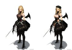 ArtStation - Mabinogi2 Illustration, Han AhReum