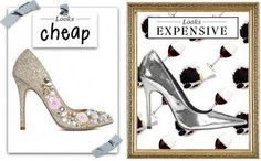 How to Make Your Shoes Look Expensive - Shoe Hacks #EarCuffJewelry