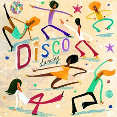 Disco Dancing in the 70's!