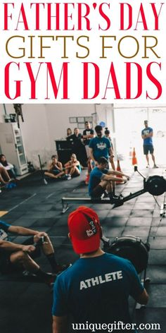 Father's Day Gifts for Gym Dads - Unique Gifter First Fathers Day Gifts, Best Dad Gifts, Birthday Gifts For Sister, Dad Birthday, Gifts For Dad, Men Gifts, Christmas Present Daddy, Presents For Kids, Unique Presents
