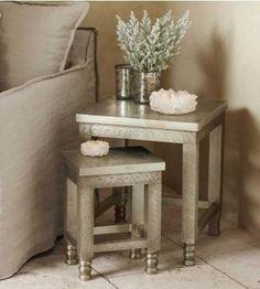 Lovely nesting tables