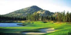 The Pinnacle Golf Course at Gallagher's Canyon in Kelowna, BC #Golfing