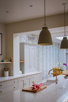 The Scandinavian Woodland Inspired Kitchen - Sustainable Kitchens