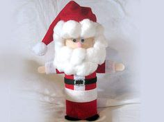 Potato Chip Can Crafts | Creative ideas for you: Christmas crafts you can make with your kids