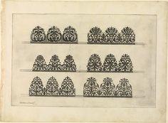 Vari disegni di merletti (page 9r)