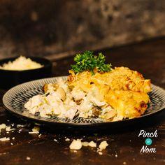 Chicken Tartiflette   Slimming World & Weight Watchers Friendly