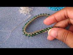 Right Angle Weave Bracelet- Beginner Tutorial