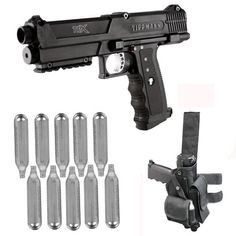 Special Offers - Tippmann TPX Paintball Pistol Gun  Holster  10 CO2 Cartridges - In stock & Free Shipping. You can save more money! Check It (October 10 2016 at 04:09AM) >> http://airsoftgunusa.net/tippmann-tpx-paintball-pistol-gun-holster-10-co2-cartridges/