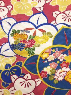 6〜8日は横浜今昔きもの大市開催です!魅惑のアンティーク着物たち、、♡ の画像 tentoのキモノ道