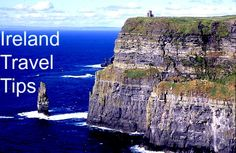 Cliffs of Moher, Ireland - great tips on our blog: http://www.ytravelblog.com/your-ireland-travel-tips/