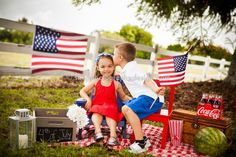 Fourth of July session