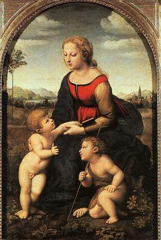 Madonna de Rafael