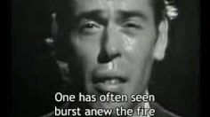 Ne me quitte pas (Jacques Brel) - [English subtitles], via YouTube.