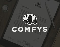 """Check out this @Behance project: """"Comfys Clothing Company"""" https://www.behance.net/gallery/13926813/Comfys-Clothing-Company"""