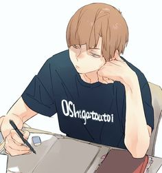 たいして集中していないヤクザ、興奮のあまりラグが発生するヤクザ #ブリ照りterimilkjj #てりしらぶくん #白牛 ぱっとみでそうと分からない推しが尊いシャツが欲しい🐮 Oikawa Tooru, Kageyama, Haikyuu Fanart, Haikyuu Anime, Haikyuu Characters, Anime Characters, Chica Anime Manga, Kawaii Art, Kokoro