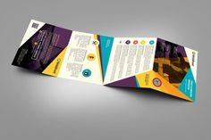 Airlangga broadcast brochure design