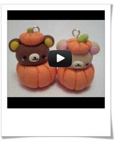 Tuto vidéo : Rilakkuma halloween |