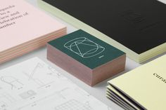Creative design studio focusing on digital branding and art direction for fashion & lifestyle brands. Alex Lin, John Edmonds, The Drawing Center, Paper Packaging, Unique Words, Pen And Paper, Material Design, Printed Materials, Visual Identity