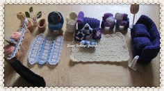 Sweet Nothings Crochet: CUTE TINY TOY FURNITURE – 5