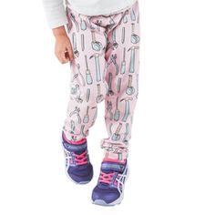 Pink Tool Set Leggings