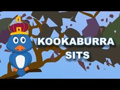 Watch Kookaburra Sits In The Old Gum Tree Original Song with the lyrics on screen to sing-along to the famous Australian tune. I learned this in Girl Scouts! Bit of a different rhythm. Australia Animals, Australia Day, Preschool Songs, Kids Songs, Easy Ukulele Songs, Baa Baa Black Sheep, Alphabet Songs, Movement Activities, Rhymes For Kids