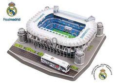 maquetas de estadios de fútbol