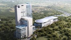 MagicMeters : Affordable Huda Housing Projects in Gurgaon: Orris Floreal Tower - Commercial Project - Sector-...