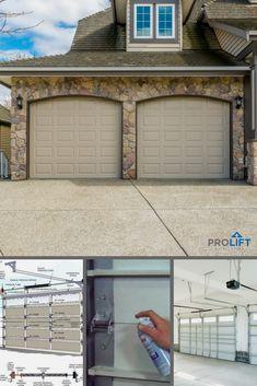 New Opaque Garage Doors