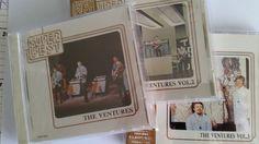 "THE VENTURES   "" SUPER BEST VOL.1 & 2 & 3""  3 JAPAN CD"