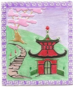Prisma Pagoda by ~LadyHart