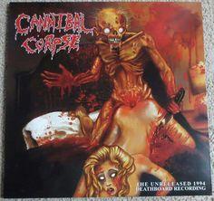 Unreleased Deathboard LP, 1994.