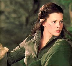 Arwen Elelome, Lord of the Rings