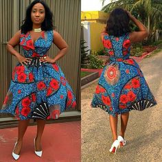 Check Out this Lovely Ankara Short Gown Skirt Styles .Check Out this Lovely Ankara Short Gown Skirt Styles Latest African Styles, Trendy Ankara Styles, Ankara Gown Styles, Ankara Gowns, Ankara Dress, Latest Ankara, Latest Styles, African Inspired Fashion, African Print Fashion