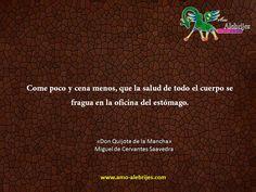 Frases celebres Cervantes Saavedra 8