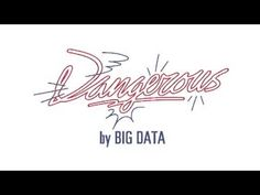 """Big Data - """"Dangerous (feat. Joywave)"""" - YouTube' I bet you didn't know someone could love you so much'"""