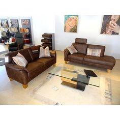 Sylt Sofa und Recamiere fischer und schreiner Polstermöbel