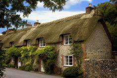 Cozy...Cerne Abbas, Dorset, England