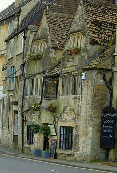 Bradford on Avon - Wiltshire, England