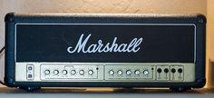 Marshall JCM 800 model 2000 1981 Black Tolex | Reverb