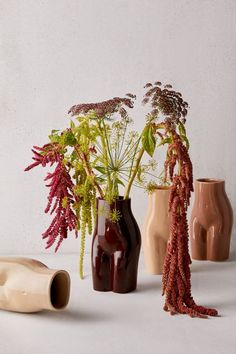 Female Form Vase