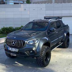 Suv Trucks, Cool Trucks, Pickup Trucks, Amg Car, Sport Truck, Badass Jeep, Mercedes Benz Trucks, Exotic Sports Cars, Best Luxury Cars